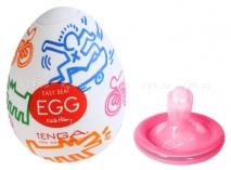Супер эластичный мастурбатор-яйцо Keith Ham