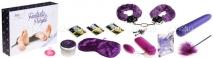 Эротический набор для пар Fantastic Purple