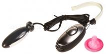 Комплект с анальной втулкой для электростимуляции E-Passion Plug