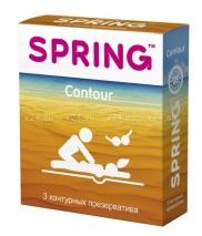 Контурные презервативы SPRING Contour (3 шт)
