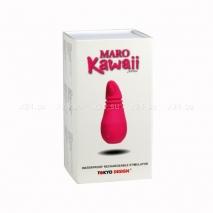 Двигающийся клиторальный язычок Maro Kawaii 3 на подзарядке (6 режимов)
