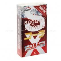 Презервативы  Sagami Xtreme Cola 10 (10 шт.)