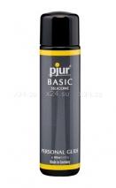Силиконовый лубрикант (массажное масло) Basic Silicone 100 ml