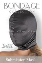 Глухой эластичный шлем Submission Mask