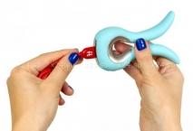 Перезаряжаемый универсальный массажер G-Vibe Mini (6 режимов)