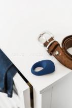 Перезаряжаемое водонепроницаемое вибрирующее эрекционное кольцо Pivot We-Vibe (10 режимов, синхронизируется со смартфоном)