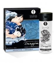 Возбуждающий крем для двоих с эффектом огня и льда Dragon Sensitive 60 мл