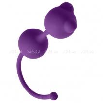 Тяжелые шарики в силиконовой оболочке с ушками Cosmo