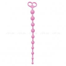 Анальная цепочка Anal Juggling Ball Pink