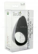 Поддерживающее эрекционное кольцо на пенис Power Stimulation Penis Ring L/XL