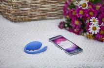 Вибро-яйцо для ношения We-Vibe Jive со смарт-управлением