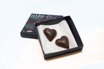 Возбуждающий шоколад с афродизиаками для него Juleju Hard chocolate 9 гр.