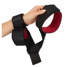 Мягкие наручники с ошейником Sex Fesseln Orion
