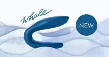 Стимулятор для пар Satisfyer Partner Whale (2 мотора, 10 режимов вибрации)
