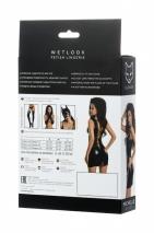 Эластичное платье со шнуровкой Michelle M