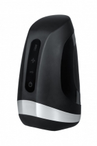 Мастурбатор с функцией подогрева Satisfyer Men Heat Vibration (2 мотора, 14 режимов, 70 комбинаций)