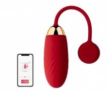 Водонепроницаемое виброяйцо Svakom Ella App (11 режимов, синхронизуруется со смартфоном)