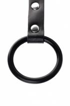 Зажимы для сосков с кольцом для пениса Toyfa