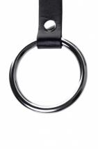 Регулируемые зажимы для сосков с кольцом для пениса Toyfa