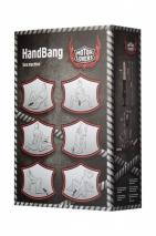 Секс-машина Hand Band на дистанционном управлении и с подогревом (3 скорости, 10 реж. вибрации)