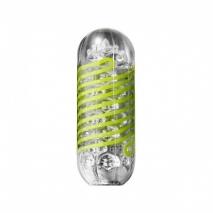 Самозакручивающийся мастурбатор SPINNER Shell (многоразовый)