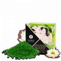 Ароматическая соль для ванны Shunga MOONLIGHT BATH Lotus Flower, 75 грамм