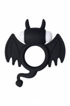 Эрекционное кольцо на пенис с классической вибрацией Sweet Devil