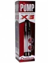 Перезаряжаемая автоматическая вакуумная помпа с функцией памяти Eroticon PUMP X6
