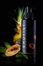 Съедобное массажное масло Erotist Тропические фрукты (150 мл)
