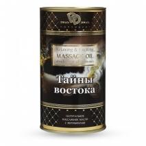 """Натуральное массажное масло с феромонами """"Тайны востока"""" 50 мл"""