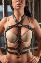 Портупея из натуральной кожи Элинор Passion Belts
