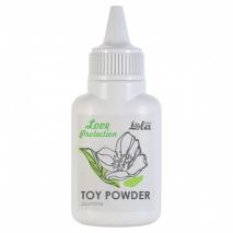 Ароматизированная пудра для игрушек Love Protection Жасмин (15 гр)