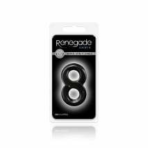 Эрекционное кольцо с подхватом мошонки Renegade - Lucky 8