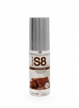 Оральная смазка со вкусом шоколада S8 Chocolate Flavored Lubricant (50 мл)