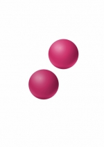 Большие розовые вагинальные шарики без сцепки Lexy Large