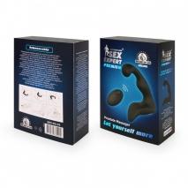 Массажер простаты на дистанционном управлении Prostate Massager Premium (9 режимов)