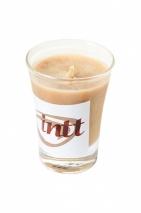 Массажная свеча для поцелуев INTT Nutella с ароматом Нутеллы (30 мл)