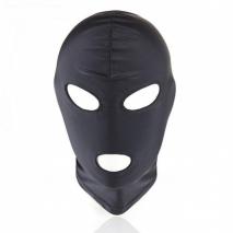 Эластичный шлем с открытым ртом и глазами
