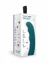 Перезаряжаемый мощнейший вибратор для G-стимуляции Fusion DIONA (10 режимов)