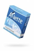 Презервативы с продлевающей смазкой Arlette Longer № 3 (3 шт)
