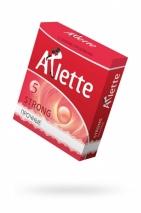 Презервативы Arlette Strong ультрапрочные № 5 (3 шт)