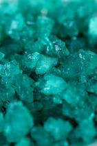 Ароматизированная соль для ванны с лепестками и афродизиаками (вербена) 200 г