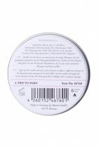 Массажная свеча Petits JouJoux Mini Paris с ароматом ванили и сандалового дерева (43 мл)