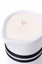 Массажная свеча Petits JouJoux London с ароматом ревеня, амбры и черной смородины (120 мл)