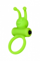 Эрекционное виброкольцо на пенис Усатик A-Toys