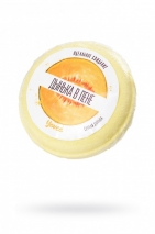 Бомбочка для ванны Дынька в пене с ароматом сочной дыни (70 г)