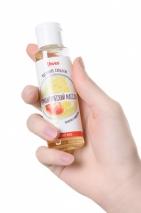 Масло для массажа Романтический массаж с ароматом клубники и шампанского (50 мл)