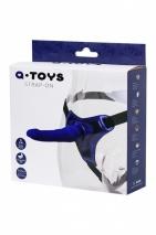 Страпон-трусики с реалистичным фаллосом TOYFA A-Toys