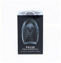 Уникальный мужской вибратор-осциллятор PULSE SOLO ESSENTIAL для оргазма без рук (9 скоростей, 5 режимов)