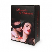 Набор для BDSM-игр Notabu BDSM (10 предметов)
